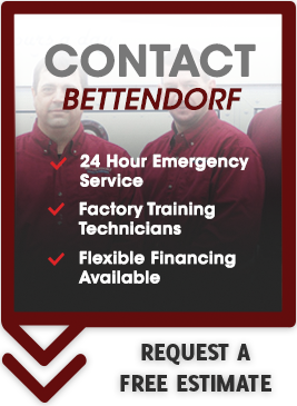 Contact Bettendorf Today