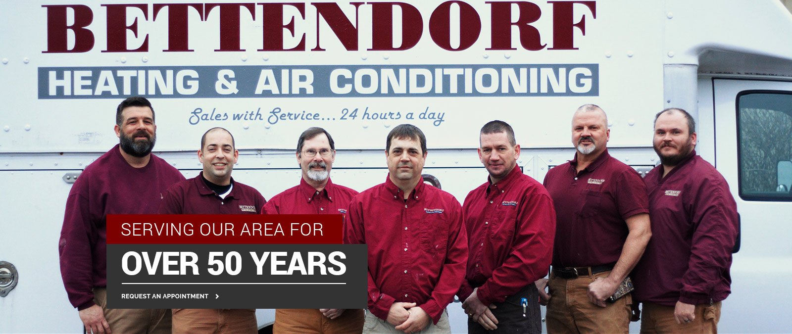 Bettendorf Heating & Air Conditioning